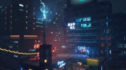 Ghostrunner - Trailer Ufficiale Pax 2020 (italiano)