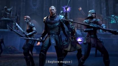 The Elder Scrolls Online: Waking Flame - Trailer di gioco