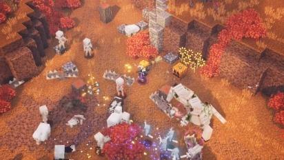 Minecraft Dungeons - Spookier Fall Trailer