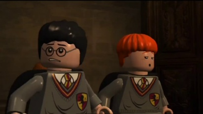 LEGO Harry Potter: Years 1-4 - Magic Moments Trailer