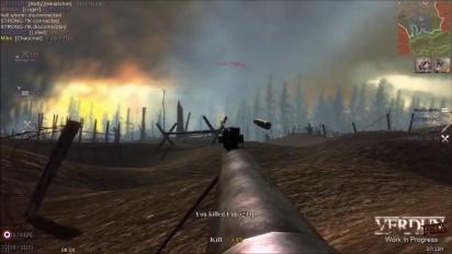Verdun - Progressi nello sviluppo - Trailer