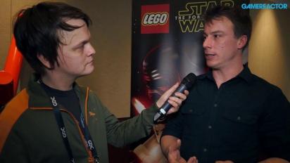 Lego Star Wars: Il Risveglio della Forza - Intervisa con Tim Wileman