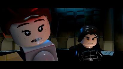 Lego Star Wars: Il Risveglio della Forza - Rey Trailer (italiano)