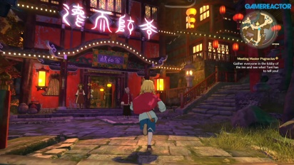 Ni no Kuni II: Revenant Kingdom - Gameplay capitolo 3