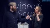 Sony MDR 1AM2 - Intervista a Tanni Toft