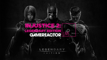 Injustice 2: Legendary Edition - Replica Livestream in 4K