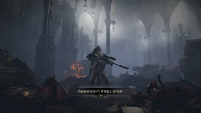 Warhammer 40,000: Inquisitor – Martyr - Feature Trailer
