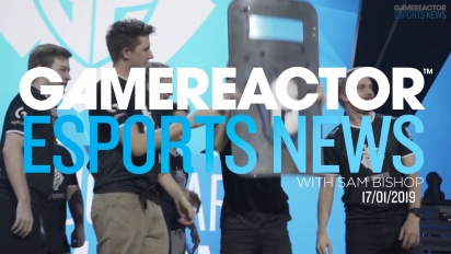 Gamereactor Esports News - January 17
