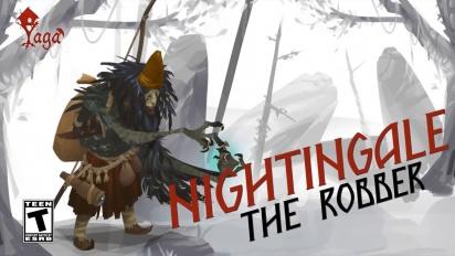 Yaga - Nightingale the Robber - Enemy Introduction