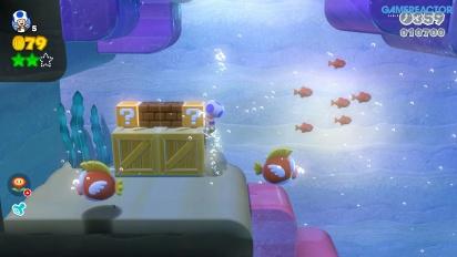 Super Mario 3D World - Nintendo Switch 1080p60 Single Player Gameplay