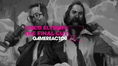 Disco Elysium: The Final Cut - Livestream Replay