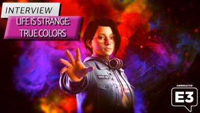 Life is Strange: True Colors - E3 2021 Video Interview