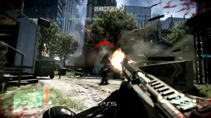 Crysis Remastered Trilogy - Official PlayStation 3 vs. PlayStation 5 Comparison Trailer