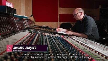 Marvel's Guardians of the Galaxy - Musica