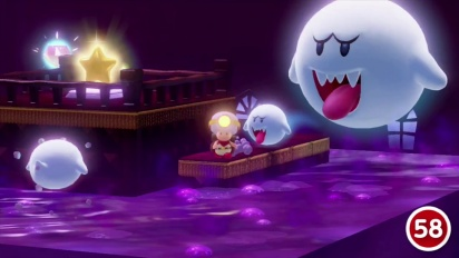 Captain Toad: Treasure Tracker - Mini Universes Galore Trailer