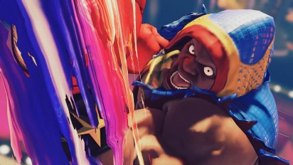 Street Fighter V - Balrog Reveal Trailer