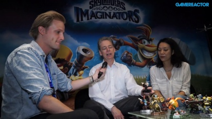 Skylanders Imaginators - Intervista a Paul Reiche & Jennifer O'Neal