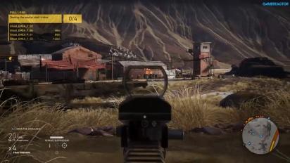 Ghost Recon: Wildlands - Gameplay Co-Op #2