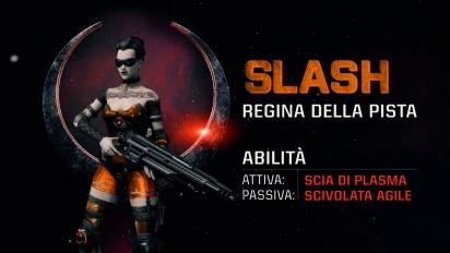 Quake Champions: Trailer del campione Slash