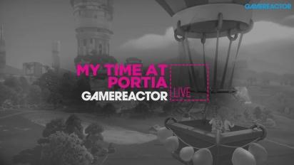 My Time At Portia - Replica Livestream