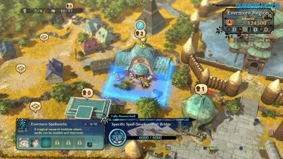 Ni no Kuni II: Il Destino di un Regno - Gameplay Capitolo 4