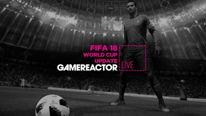 FIFA 18 World Cup - Livestream Replay