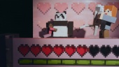 Minecraft - Cats & Pandas: A Minecraft Fable of Friendship