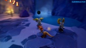 Spyro: Reignited Trilogy - Sheila's Alp Gameplay
