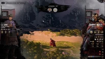 Total War: Three Kingdoms - Spies Gameplay Reveal
