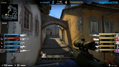 CS:GO S2 - Div 7 Round 1 - evisual vs OPSI - Inferno