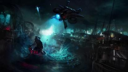 Shadowrun: Hong Kong - Kickstarter Trailer