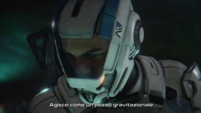Mass Effect: Andromeda - Trailer di presentazione ufficiale
