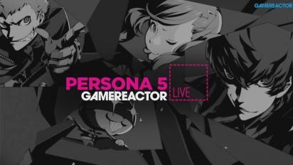 Persona 5 - Replica Livestream