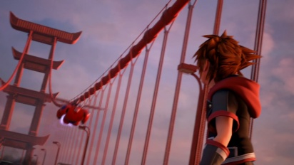 Kingdom Hearts III - Big Hero 6 Trailer