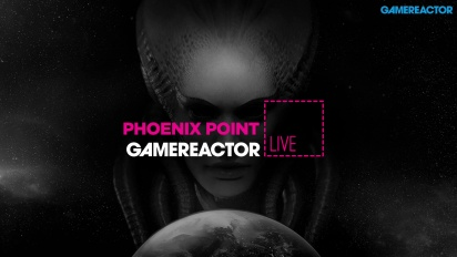 Phoenix Point - Replica livestream di lancio