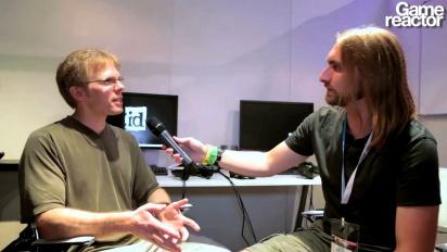 E3 12: John Carmack - Intervista