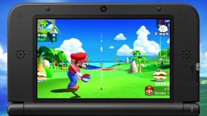 Mario Golf: World Tour - official trailer