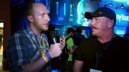 Until Dawn - Intervista all'Executive Creative Director all'E3