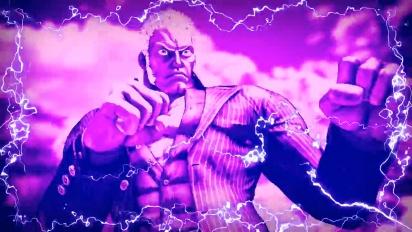 Street Fighter V - Urien Trailer