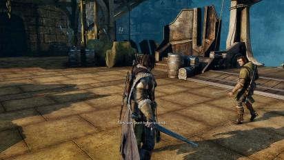La Terra di Mezzo: L'Ombra di Mordor - PS4 Standard  Gameplay
