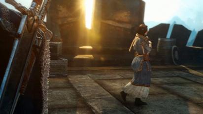 La Terra di Mezzo: L'ombra di Mordor - PS4 Pro Gameplay