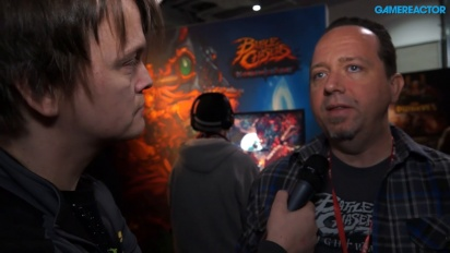 Battle Chasers: Nightwar - Intervista a Chris Brooks
