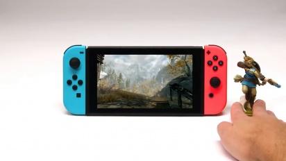 The Elder Scrolls V: Skyrim su Switch - Trailer ufficiale (E3)