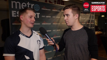 DreamHack Winter - Quake Champions: Intervista a Winz