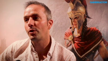 Assassin's Creed Odyssey - Intervista a Marc-Alexis Côté
