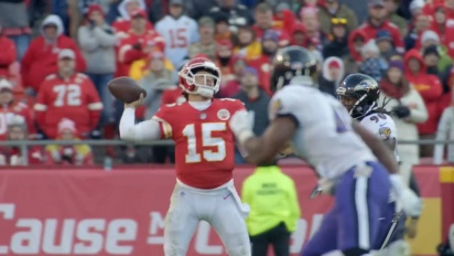 Madden NFL 20 - Reveal Trailer ft. Patrick Mahomes