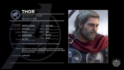 Marvel's Avengers - Thor Character Spotlight