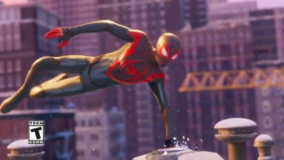 Marvel's Spider-Man: Miles Morales - Launch Trailer