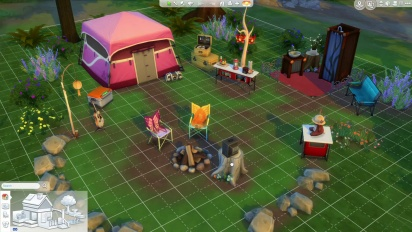 The Sims 4 - Gita all'aria aperta DLC - Trailer