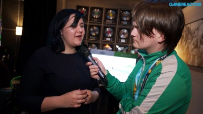 Beyond Eyes - Intervista a Sherida Halatoe